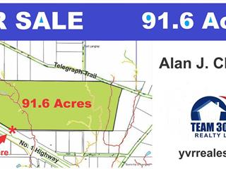 Lot for sale in Fort Langley, Langley, Langley, 22522 Telegraph Trail, 262526655 | Realtylink.org