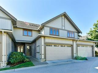Townhouse for sale in Grandview Surrey, Surrey, South Surrey White Rock, 49 3109 161 Street, 262512043 | Realtylink.org