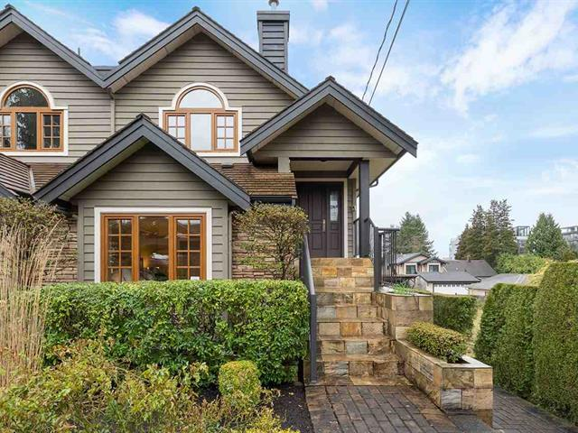 1/2 Duplex for sale in Ambleside, West Vancouver, West Vancouver, 1278 Duchess Avenue, 262474943 | Realtylink.org