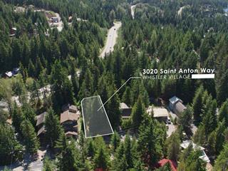 Lot for sale in Alta Vista, Whistler, Whistler, 3020 St Anton Way, 262503401 | Realtylink.org