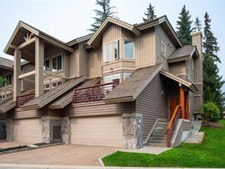 Townhouse for sale in Green Lake Estates, Whistler, Whistler, 39 8030 Nicklaus North Boulevard, 262522157 | Realtylink.org
