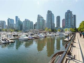 Townhouse for sale in Coal Harbour, Vancouver, Vancouver West, 502 Cardero Street, 262521985 | Realtylink.org