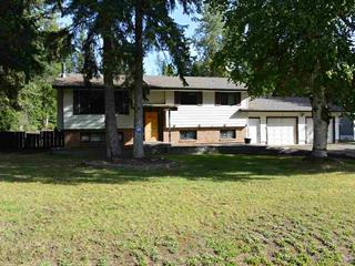 House for sale in Bouchie Lake, Quesnel, Quesnel, 2412 Tanoka Road, 262512556 | Realtylink.org