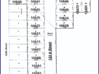 Lot for sale in Bridgeview, Surrey, North Surrey, 10635 124a Street, 262526970 | Realtylink.org
