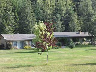 House for sale in Likely, Williams Lake, 4911 Quesnel Forks Road, 262526831   Realtylink.org