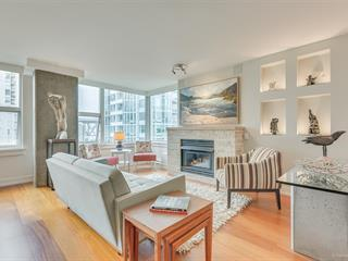 Apartment for sale in Yaletown, Vancouver, Vancouver West, 807 1500 Hornby Street, 262511795 | Realtylink.org