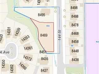Lot for sale in Bear Creek Green Timbers, Surrey, Surrey, 8469 144 Street, 262504003 | Realtylink.org