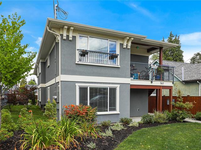 Fourplex for sale in Courtenay, Courtenay City, 767 8th St, 854112 | Realtylink.org