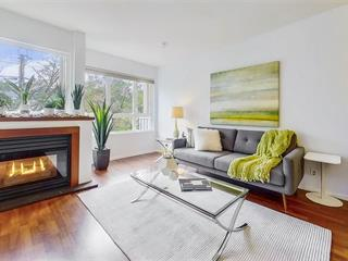 Apartment for sale in Grandview Woodland, Vancouver, Vancouver East, 204 1623 E 2nd Avenue, 262524137 | Realtylink.org