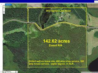 Lot for sale in 150 Mile House, Williams Lake, 3933 Spokin Lake Road, 262524148 | Realtylink.org