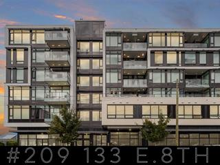Apartment for sale in Mount Pleasant VE, Vancouver, Vancouver East, 209 133 E 8th Avenue, 262523180 | Realtylink.org
