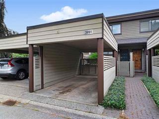Townhouse for sale in Quilchena, Vancouver, Vancouver West, 3991 Springtree Drive, 262504866 | Realtylink.org