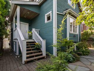 Townhouse for sale in Strathcona, Vancouver, Vancouver East, 718 Union Street, 262524432 | Realtylink.org