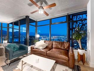 Apartment for sale in Downtown VW, Vancouver, Vancouver West, 3303 128 W Cordova Street, 262520999   Realtylink.org