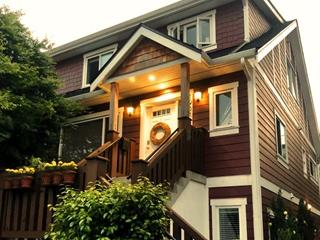 Townhouse for sale in Kitsilano, Vancouver, Vancouver West, 1981 Trutch Street, 262522510   Realtylink.org