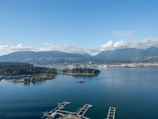 Apartment for sale in Coal Harbour, Vancouver, Vancouver West, 4107 1011 W Cordova Street, 262522943 | Realtylink.org