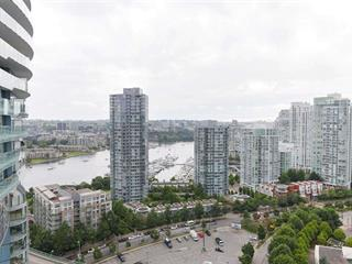 Apartment for sale in Yaletown, Vancouver, Vancouver West, 2405 89 Nelson Street, 262521266 | Realtylink.org