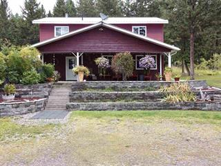 House for sale in Williams Lake - Rural North, Williams Lake, Williams Lake, 378 Eider Drive, 262522032 | Realtylink.org