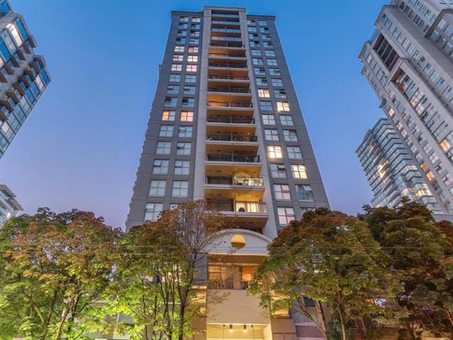 Apartment for sale in Downtown VW, Vancouver, Vancouver West, 1806 989 Richards Street, 262518933 | Realtylink.org