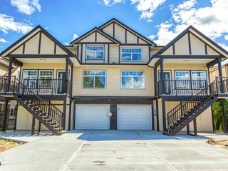 1/2 Duplex for sale in Chilliwack E Young-Yale, Chilliwack, Chilliwack, B 46558 First Avenue, 262520592   Realtylink.org