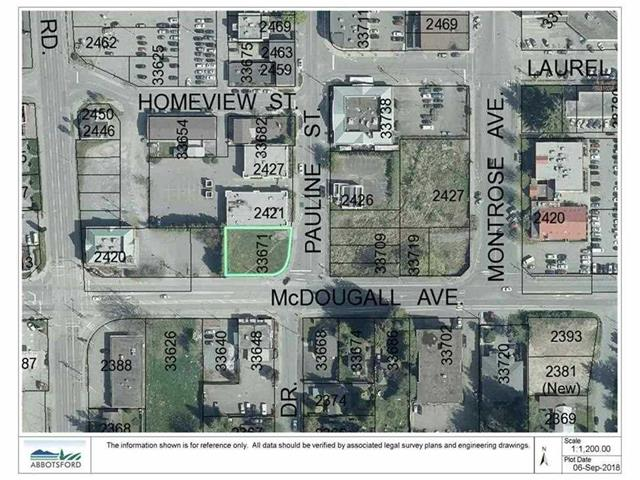 Lot for sale in Central Abbotsford, Abbotsford, Abbotsford, 33671 McDougall Avenue, 262521345 | Realtylink.org