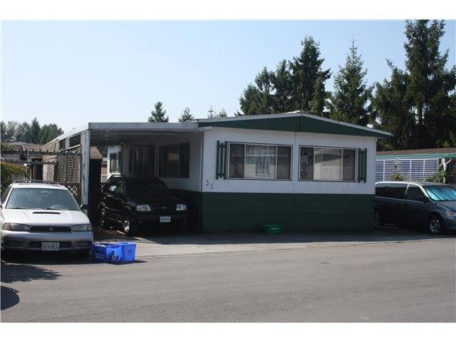 Manufactured Home for sale in Central Coquitlam, Coquitlam, Coquitlam, 33 201 Cayer Street, 262520652 | Realtylink.org