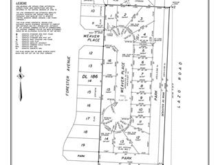 Lot for sale in Comox, Comox (Town Of), Lt 3 1170 Lazo Rd, 856224 | Realtylink.org
