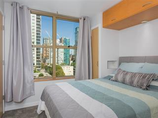Apartment for sale in Downtown VW, Vancouver, Vancouver West, 1205 969 Richards Street, 262520075 | Realtylink.org
