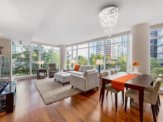 Apartment for sale in Coal Harbour, Vancouver, Vancouver West, 403 1205 W Hastings Street, 262523062 | Realtylink.org