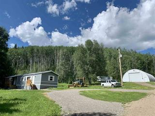 Manufactured Home for sale in Fort Nelson - Rural, Fort Nelson, Fort Nelson, 7620 Old Alaska Highway, 262501710 | Realtylink.org