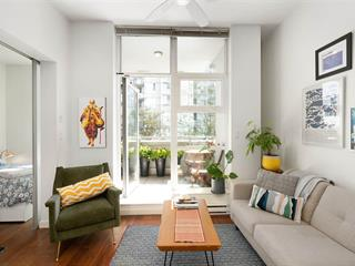 Apartment for sale in Downtown VW, Vancouver, Vancouver West, 306 1205 Howe Street, 262516438 | Realtylink.org