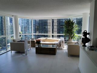 Apartment for sale in Coal Harbour, Vancouver, Vancouver West, 704 1415 W Georgia Street, 262523482 | Realtylink.org