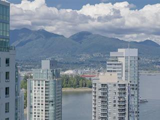 Apartment for sale in Coal Harbour, Vancouver, Vancouver West, 2708 1239 W Georgia Street, 262524454 | Realtylink.org