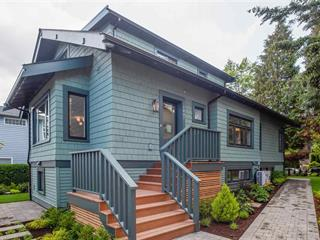 Townhouse for sale in Kitsilano, Vancouver, Vancouver West, 1847 W 15th Avenue, 262509134 | Realtylink.org