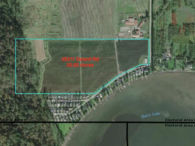 Lot for sale in Durieu, Mission, Mission, 35311 Sward Road, 262521896 | Realtylink.org