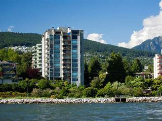 Apartment for sale in Ambleside, West Vancouver, West Vancouver, 802 1930 Bellevue Avenue, 262522224   Realtylink.org