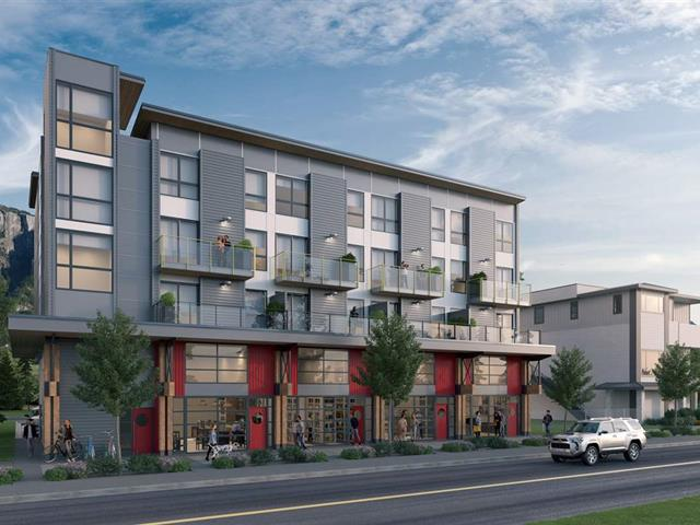 Apartment for sale in Downtown SQ, Squamish, Squamish, 309 37762 Third Avenue, 262630571 | Realtylink.org