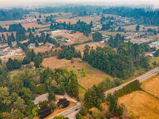 Lot for sale in Campbell Valley, Langley, Langley, 21451 16 Avenue, 262631252 | Realtylink.org