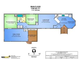 Manufactured Home for sale in Nanaimo, Extension, 110 1736 Timberlands Rd, 884054   Realtylink.org