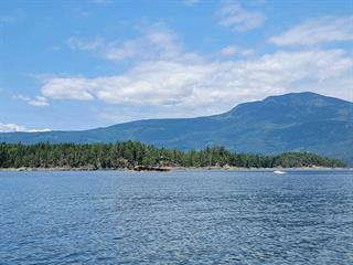 Lot for sale in Nelson Island, Sunshine Coast, Blk 0 Nelson Island, 262622210   Realtylink.org