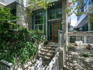 Townhouse for sale in Coal Harbour, Vancouver, Vancouver West, 1455 W Hastings Street, 262622822 | Realtylink.org