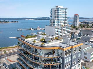 Apartment for sale in Nanaimo, Old City, PH1 10 Chapel St, 881825   Realtylink.org