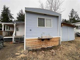 Manufactured Home for sale in 103 Mile House, 100 Mile House, 11 5378 Park Drive, 262621922   Realtylink.org