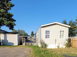 Manufactured Home for sale in Fort St. John - Rural E 100th, Fort St. John, Fort St. John, 22 8420 Alaska Road, 262572575 | Realtylink.org