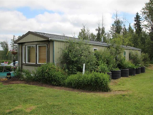 Manufactured Home for sale in Lakeshore, Charlie Lake, Fort St. John, 13558 281 Road, 262625589 | Realtylink.org