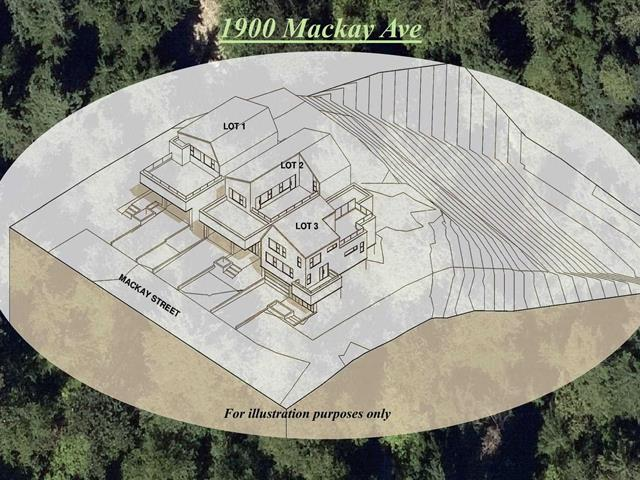Lot for sale in Pemberton Heights, North Vancouver, North Vancouver, 1900 Mackay Avenue, 262624159   Realtylink.org