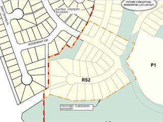 Lot for sale in Valleyview, Prince George, PG City North, Dawson Road, 262623554   Realtylink.org
