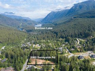Lot for sale in Anmore, Port Moody, Port Moody, Lot 1 3060 Sunnyside Road, 262625056 | Realtylink.org