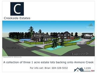 Lot for sale in Anmore, Port Moody, Port Moody, Lot 2 3060 Sunnyside Road, 262625068 | Realtylink.org
