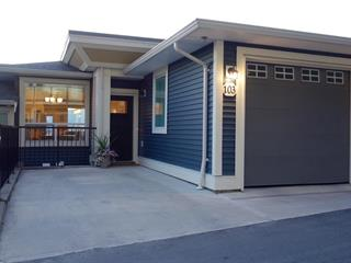 Townhouse for sale in Promontory, Chilliwack, Sardis, 103 6026 Lindeman Street, 262619529 | Realtylink.org